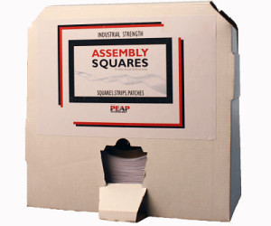 Achieve Temporary Hold for Assembly Processes with Assembly Squares™