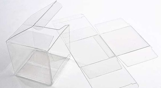 Discrete Adhesion for Transparent Packaging
