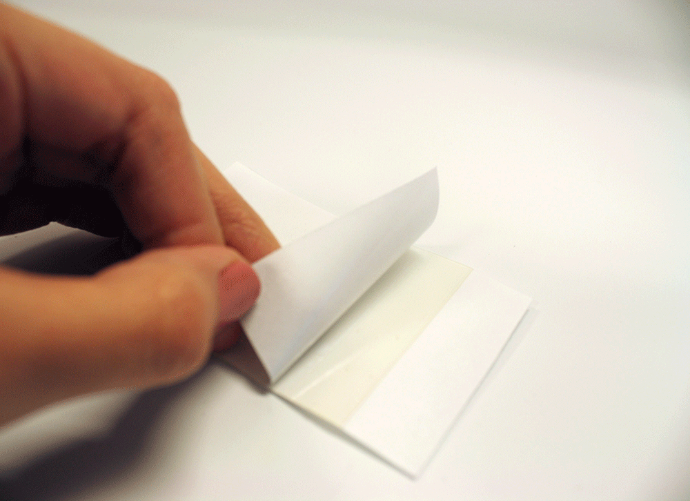 Adhesive Squares Double-Sided Tape: The Safe Bonding Solution