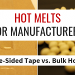 Liquid Hot Melt Adhesives vs. Double-Sided Tape