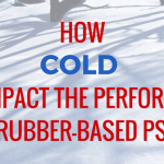 How Cold Affects Rubber-Based, Double-Sided Tape Performance